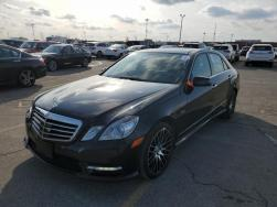 2012 Mercedes-Benz E350 4MATIC